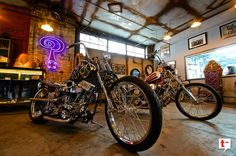 Indian Larry Gasoline Alley