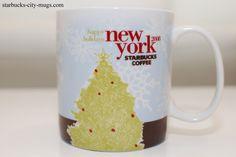 HOLIDAY MUGS | Starbucks City Mugs
