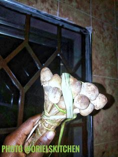 I love mushrooms. Especially my #Ghanaianmushrooms  . Unfortunately, they are seasonal in Ghana and quickly dissappear(high patronage😉) eve...