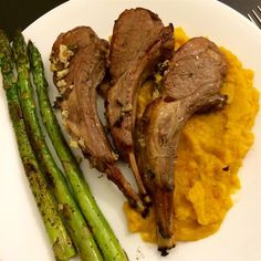 """Roasted Rack of Lamb I """"My mother in-law and my husband both thought that they were eating at one of the finest restaurants!"""""""