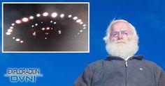 Hombre de Escocia cree haber fotografiado un OVNI real ...