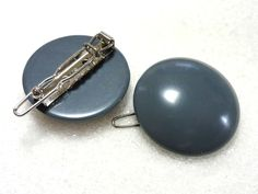 Simply Elegant Vintage Barrette in Storm Cloud Grey! Only $4 each! Find them in Hair Accessories at thenchantedforest.ca Storm Clouds, Barrette, Enchanted, Hair Accessories, Stud Earrings, Elegant, Grey, Gifts, Shopping