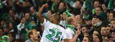 Ch League 15/16: Wolfsburg - Manchester United 3:2 - Wolfsburg im Achtelfinale