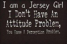 No attitude problem