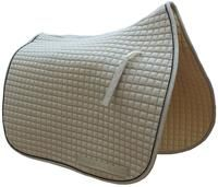 Beige/Tan/Khaki Dressage Saddle Pads