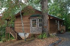 THE NEST - Beautiful/Cozy 2 bedroom pet friendly cabin in Hayesville, NC. w/Mountain Views.