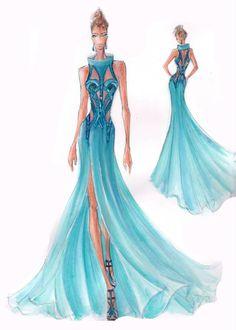 Haute Couture 2012 - Blanka Matragi