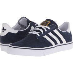 Adidas superstar originale dello skateboard avanzata, te le scarpe dei formatori