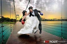 Pow+Ice's Pre Wedding