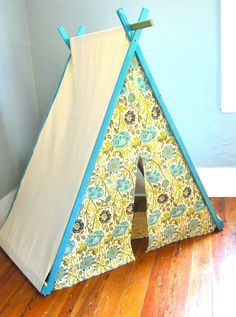 The Feminist Housewife: DIY Play Tent