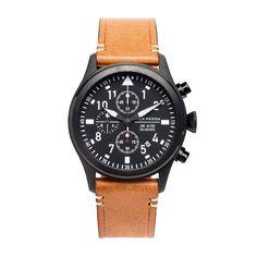 JM-A102-019 Aviator Chronograph Watch