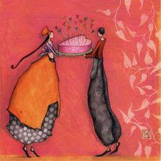 Gaelle Boissonnard .. Love is great!