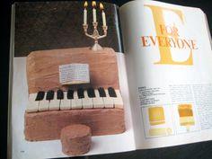 my womens weekly birthday cake piano -