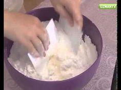 Şeker hamuru nasıl yapılır & Kolay Yemek Tarifleri - YouTube