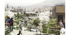 Galería de L-A-P, primer lugar por plan maestro del cerro La Asomadera en proyecto que transformará Medellín - 5