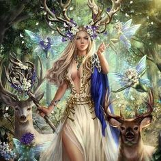 Fantasy Girl, Chica Fantasy, Fantasy Women, Fantasy Fairies, Fantasy Artwork, Magical Creatures, Fantasy Creatures, Elfen Fantasy, Creation Art