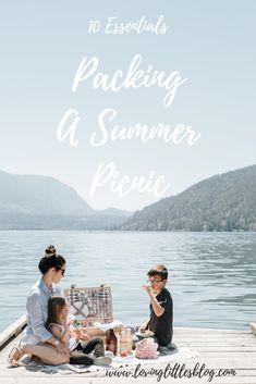 10 Essentials Packing A Summer Picnic