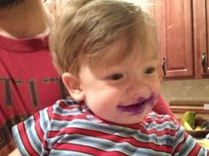 Gentian violet was my miracle cure for stubborn thrush, an oral yeast infection common in infants. The thrush was gone after using gentian violet for just 3 days! Oral Thrush Treatment, Baby Thrush, Yeast Infection Causes, Candida Albicans, What To Use, Preparing For Baby, Home Treatment, Baby Health, Happy Baby