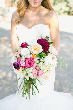 Photography: onelove photography - http://www.stylemepretty.com/portfolio/onelove-photography Florals: Gro Designs - http://www.stylemepretty.com/portfolio/gro-floral-event-design Wedding Dress: Amsale - http://www.stylemepretty.com/portfolio/amsale   Read More on SMP: http://www.stylemepretty.com/california-weddings/2015/03/21/romantic-al-fresco-sonoma-wedding/