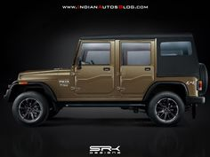 Mahindra-Thar-4-door-variant-side-view-this-is-not-a-production-model.jpg (1600×1200)