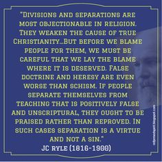 """John Charles Ryle (10 May 1816 – 10 June 1900) was the first Anglican bishop of Liverpool. """"From his conversion [in 1837] to his burial [in 1900], J.C. Ryle was entirely one-dimensional. He was a one-book man; he was steeped in Scripture; he bled the Bible.""""This is WHY his works have lasted—and will last—they bear the stamp of eternity.Today, more than a hundred years after his passing, Ryle's works stand at the crossroads between the historic faith and modern evangelicalism."""""""