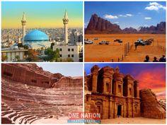 Jordan Tourism, City Of Petra, Lawrence Of Arabia, Wadi Rum, Airport Hotel, Landmark Hotel, Travel Dating, Seven Wonders, Amman