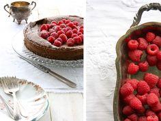Flourless Chocolate Hazelnut Cake #passover