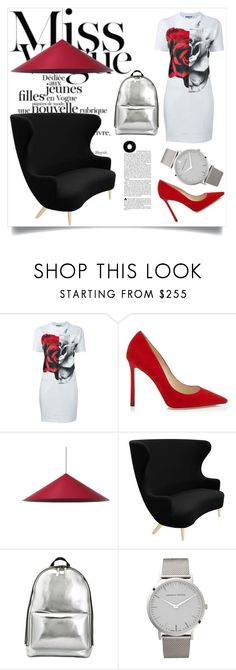 """""""Miss Vogue"""" by stylepear ❤ liked on Polyvore featuring McQ by Alexander McQueen, Wästberg, Tom Dixon, 3.1 Phillip Lim and Larsson & Jennings"""