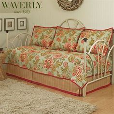 Charismatic II Reversible Daybed Bedding Set by Waverly