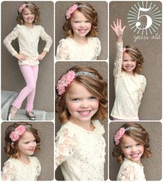 Ideas for Caitlyn's 4th birthday pictures