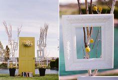 yellow wedding details, yellow wedding inspiration, yellow wedding color, yellow…
