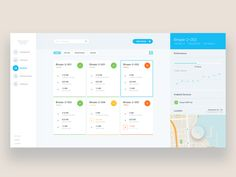 We worked on this with Client X (yes, that's not the real name of the company!). It's part of a project to define a style for UI elements and UX structure across a wide range of applications.  --- ...