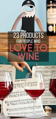 23 Products Everyone Who Loves To Wine Should Own