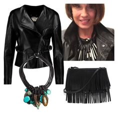 Let's rock! by stefania-fornoni on Polyvore featuring polyvore, fashion, style, White House Black Market, Monies and Chloé