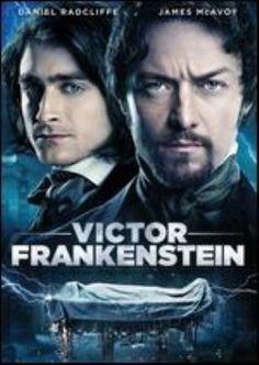 Victor Frankenstein [videorecording]   2/16