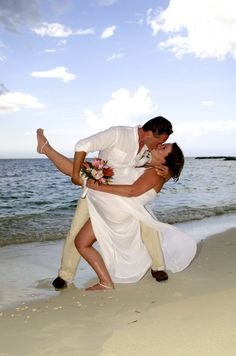 Married in Jamaica