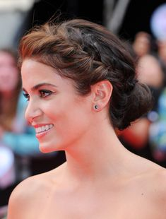 Nikki Reed Hairstyle