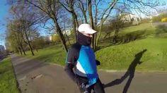 Poznań Bieg poranny 18.04.2015r. - Morning Run
