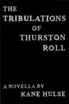 With his girlfriend away on a business trip, Thurston Roll is left to his own devices. He quickly develops a perverted obsession, causing his precariously balanced life to wobble.  As he tries to restore order and maintain his sanity, he endures a series of unusual encounters and is haunted by memories of his past – all the while being pestered by a strange creature.