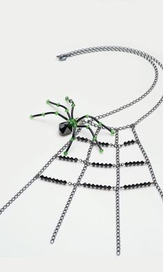 #spider #chains  Fire Mountain Gems and Beads