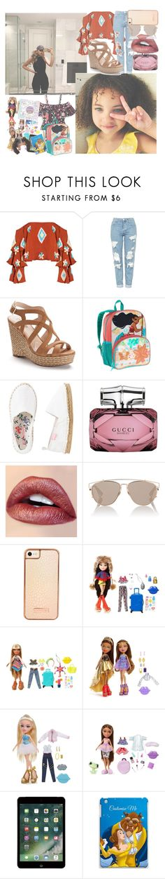"""All I need is you and I'm alright"" by trxth-bx-txld-anxns ❤ liked on Polyvore featuring Mochi, Topshop, Jennifer Lopez, Bardot Junior, Disney, Carter's, Gucci, Christian Dior, Skinnydip and Pusheen"