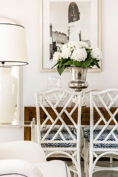White Chinoiserie -
