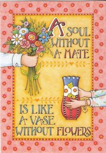 a soul without a mate
