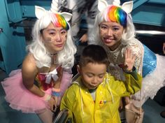 @usj_official Mikey with #MyLittleUnicorn #Japanese
