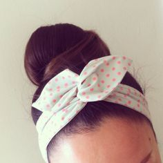 Rock a Lot of Polka Dots by Allison Webster on Etsy