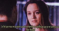Blair Waldorf Gossip Girl, Quote Citation, French Quotes, Youtube, Youtubers, Youtube Movies