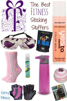 Fitness Stocking Stuffers That Anybody Will Love This Christmas