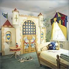 medieval baby room idea
