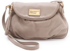 Marc by Marc Jacobs Classic Q Natasha Bag in Cement