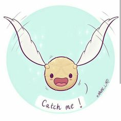 Catch the golden snitch!